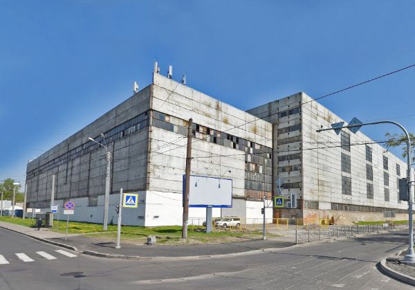 Производственно-складской комплекс на ул. Седова, 18