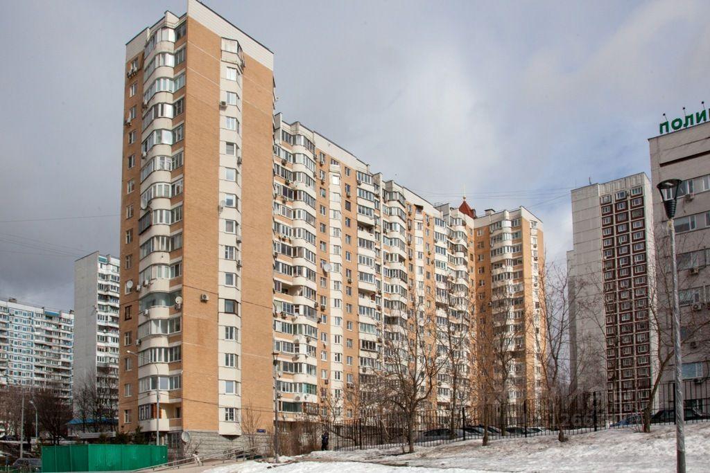 2-к кв. Москва Раменки 31 (52 м²)