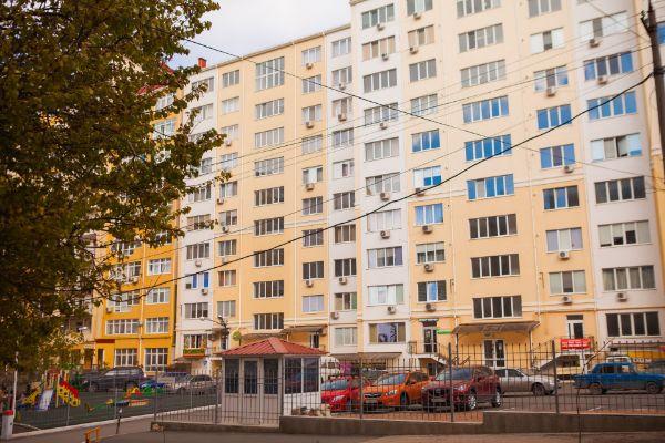 1-я Фотография ЖК «на улице Балаклавская»