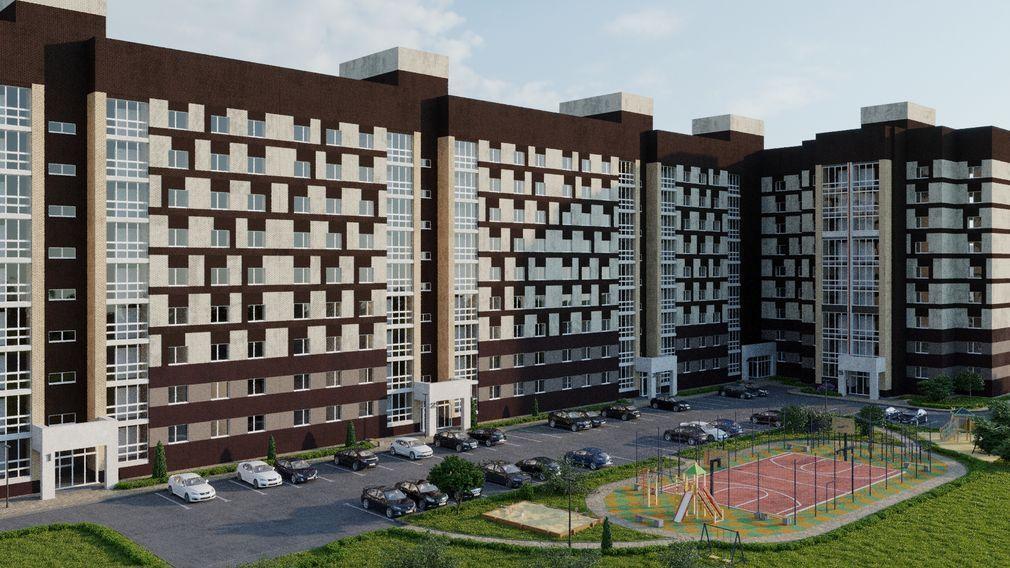 купить квартиру в ЖК по ул. Радищева