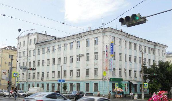 Офисное здание на ул. Гоголя, 11
