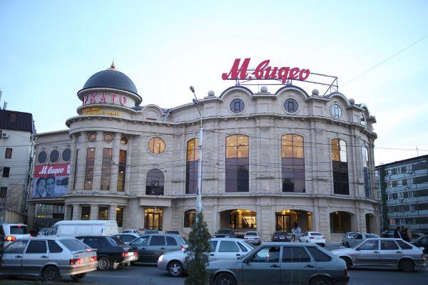 Торгово-развлекательный центр Миркато