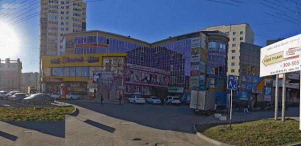 Торгово-офисный комплекс на ул. 50 лет ВЛКСМ, 93
