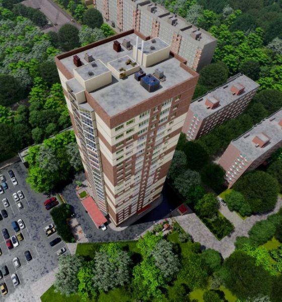 17-я Фотография ЖК «Площадь Ленина»
