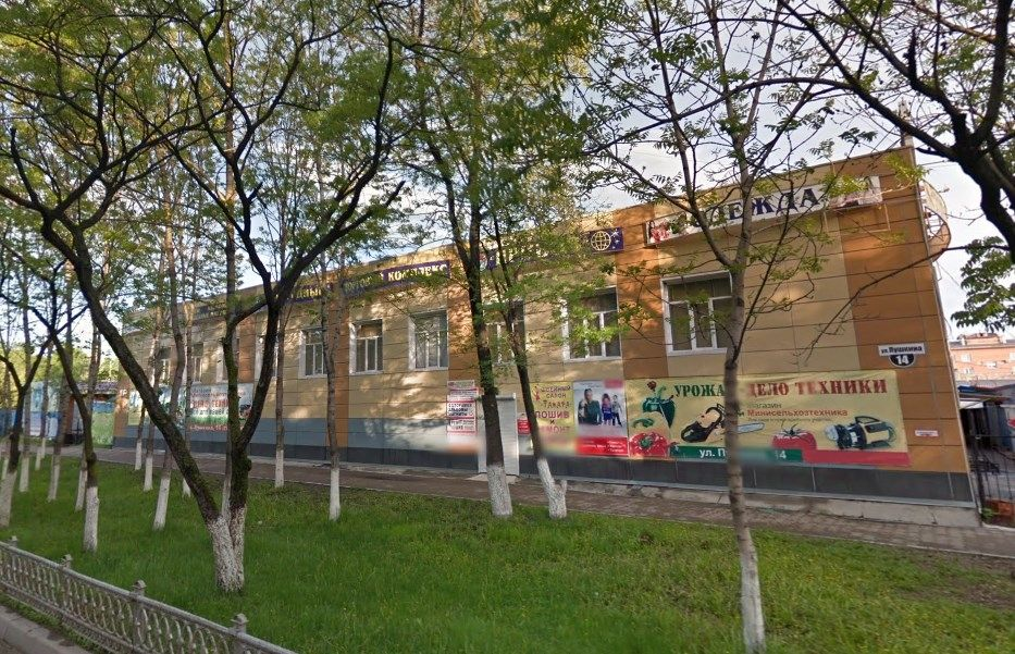 аренда помещений в ТЦ Привоз