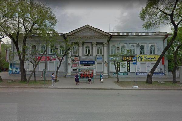 Офисное здание на ул. Амурская, 180