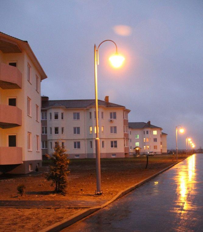 жилой комплекс Морозовка