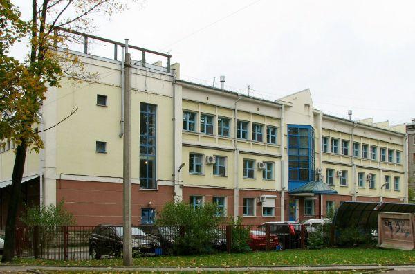 Административное здание на ул. Фрунзе, 19к2