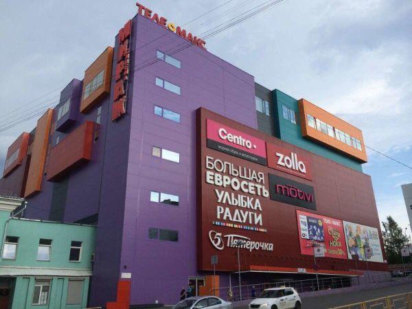 Торгово-развлекательный центр Тетрис