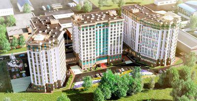 Апарт-отель Начало