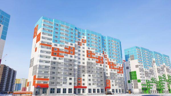 1-я Фотография ЖК «Второй квартал в Ново-Патрушево»