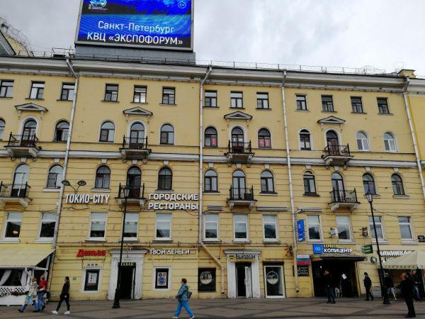 Офисное здание на Сенной площади, 7
