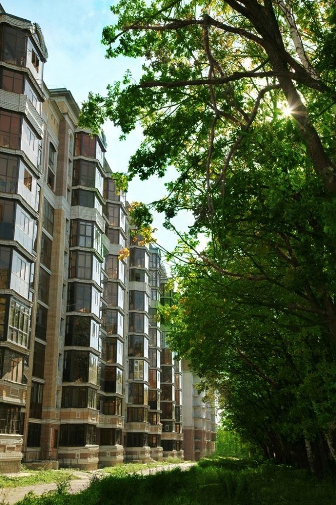 продажа квартир Солнечный город
