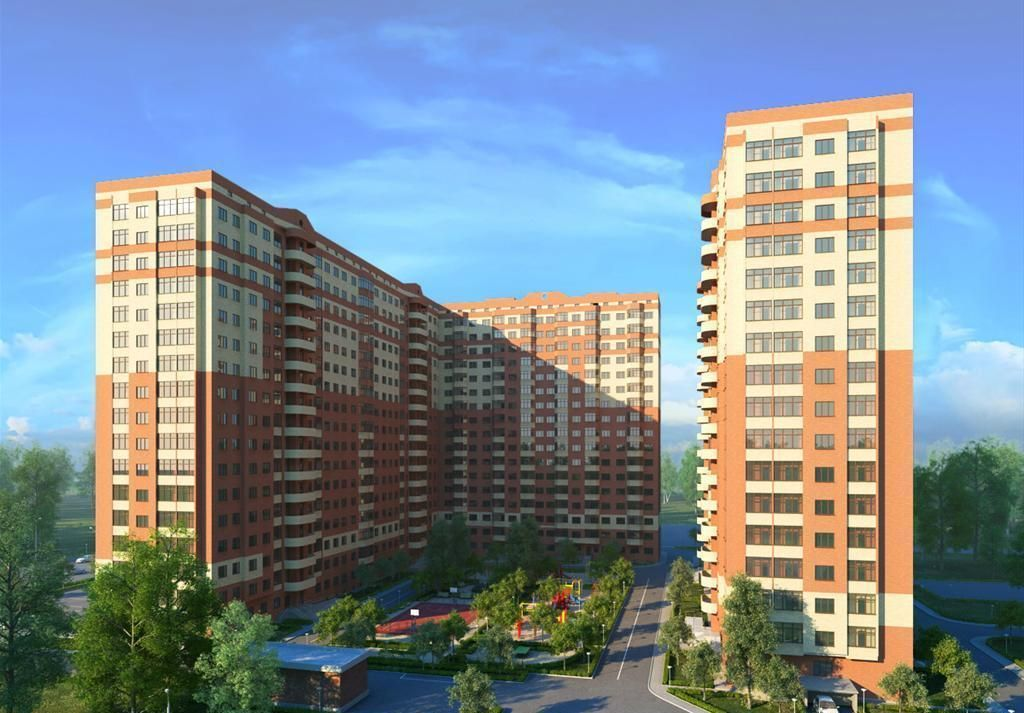 купить квартиру в ЖК Дом на Садовой