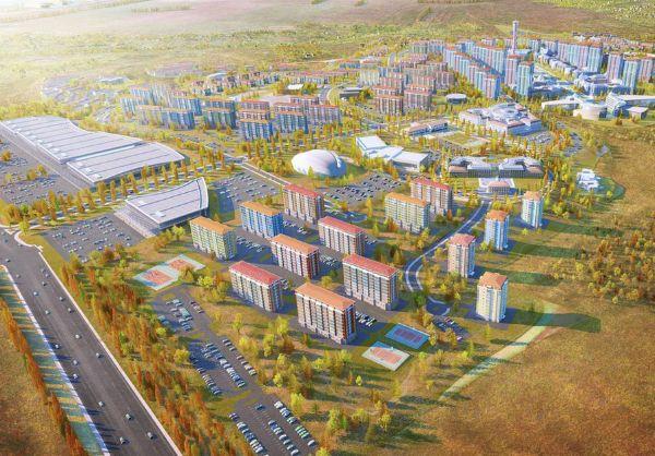 1-я Фотография ЖК «НОВИНКИ Smart City (НОВИНКИ Смарт Сити)»