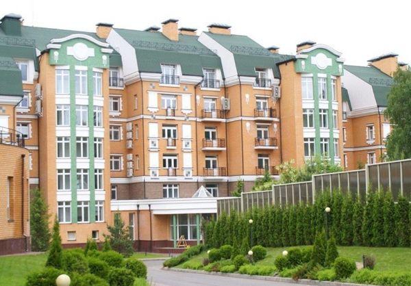 1-я Фотография ЖК «Жуковка 61»