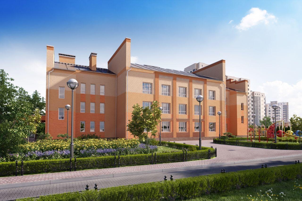 жилой комплекс Бородино