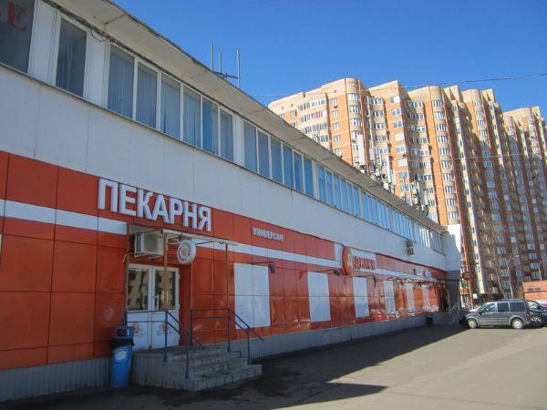 Торговый центр на ул. Новаторов, 16