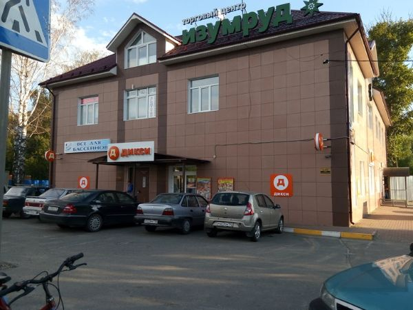 Торгово-офисный комплекс Изумруд