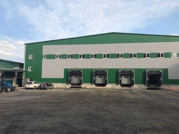 Офисно-складской комплекс на ул. Верхняя Слобода, вл3с2