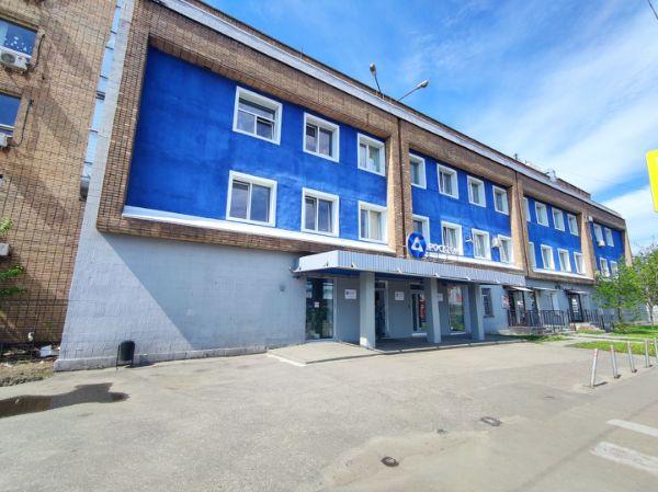 Бизнес-центр на ул. Электродная, 2с1