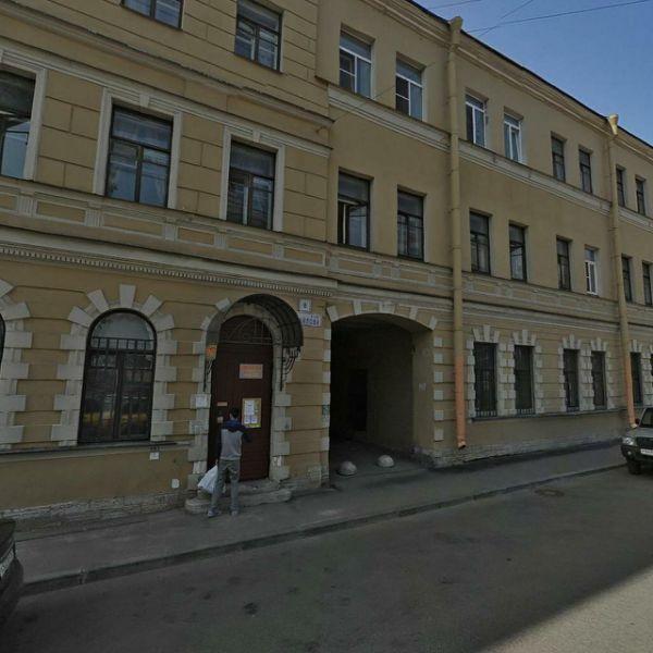 Административное здание на ул. Михайлова 8
