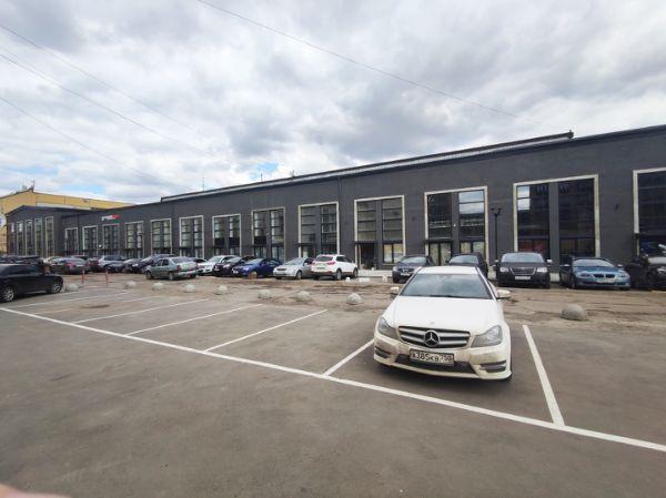 Офисный центр Loft Savelovskaya (Лофт Савеловская)