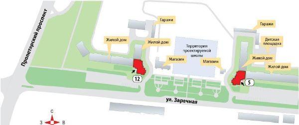 1-я Фотография ЖК «Пролетарский проспект 12»
