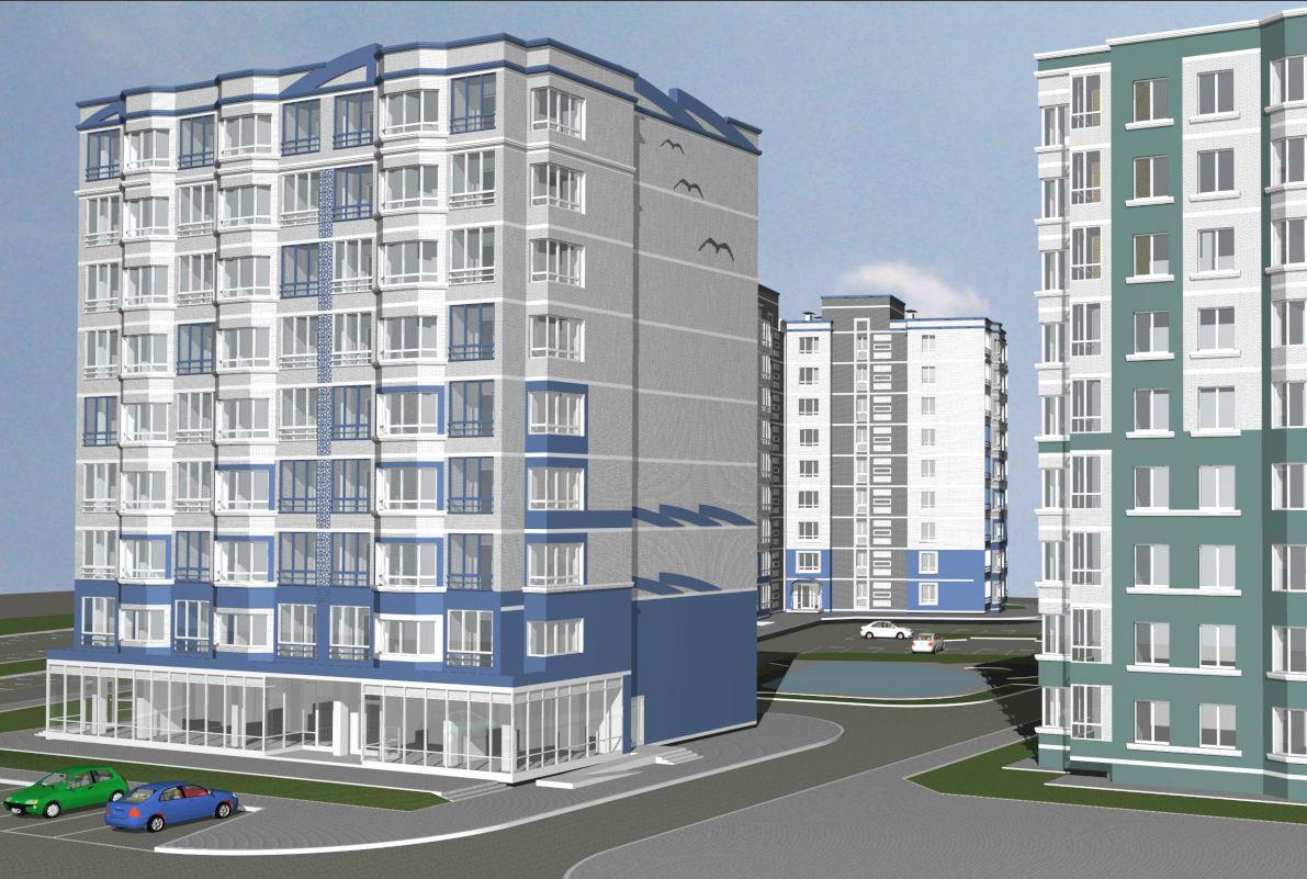 жилой комплекс Некрасова 33А