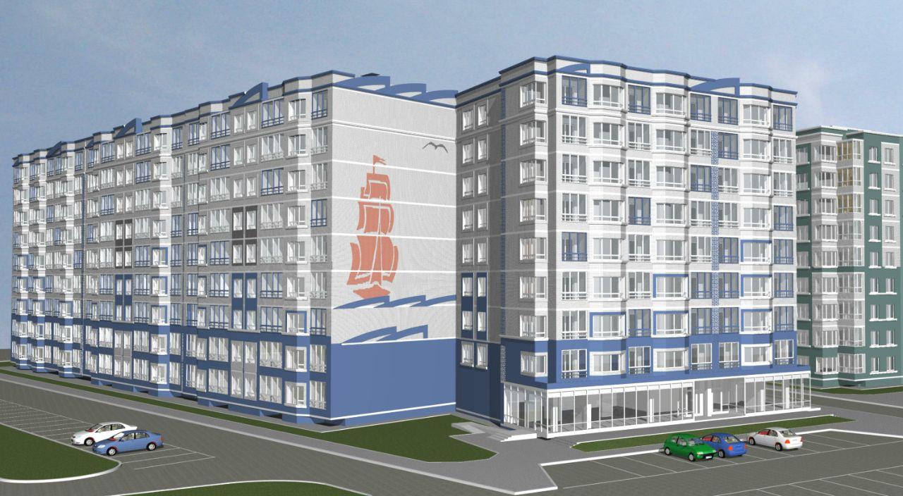 купить квартиру в ЖК Некрасова 33А