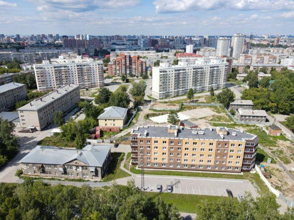 2-я Фотография ЖК «Знаменский квартал»