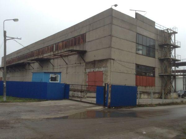 Производственно-складской комплекс на ул. Камская, 49Б