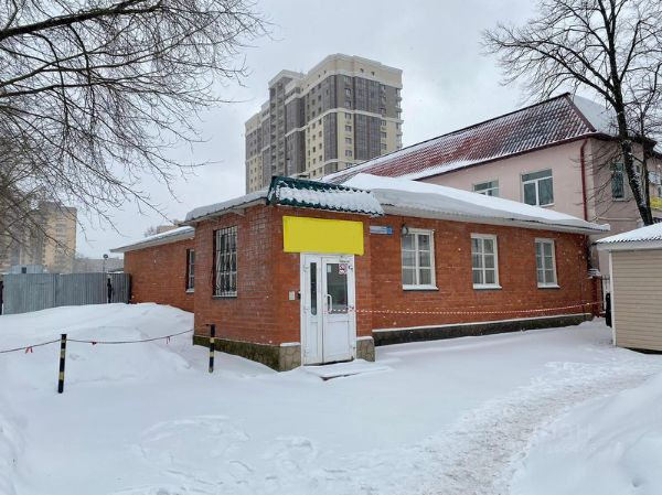 Отдельно стоящее здание на ул. Володарского, 12