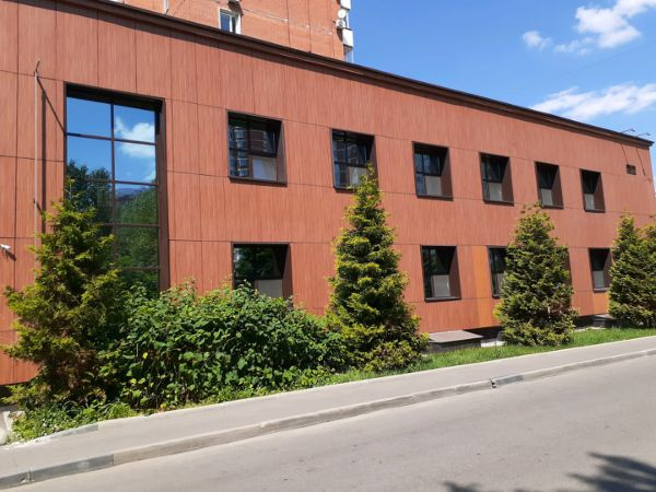 Торгово-офисный комплекс на Мичуринском проспекте, 9к5