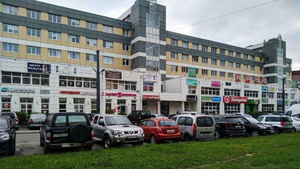 Торгово-офисный комплекс Ярус