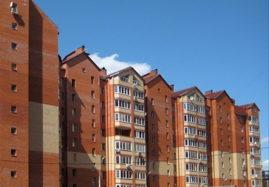 жилой комплекс квартал Ленинский 1