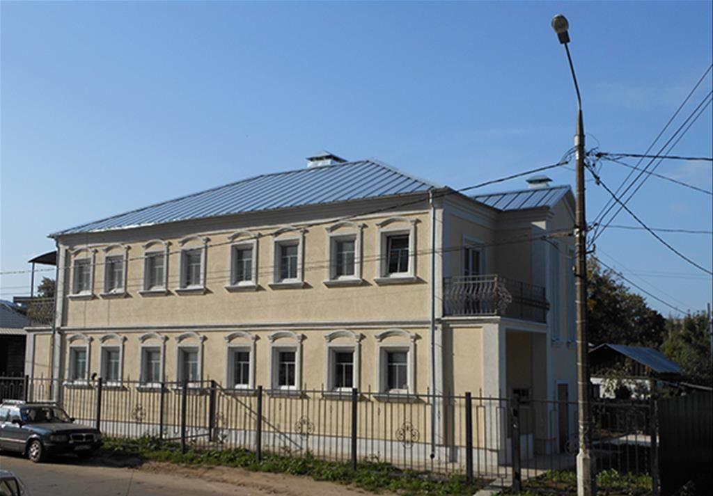 жилой комплекс Полянская 24