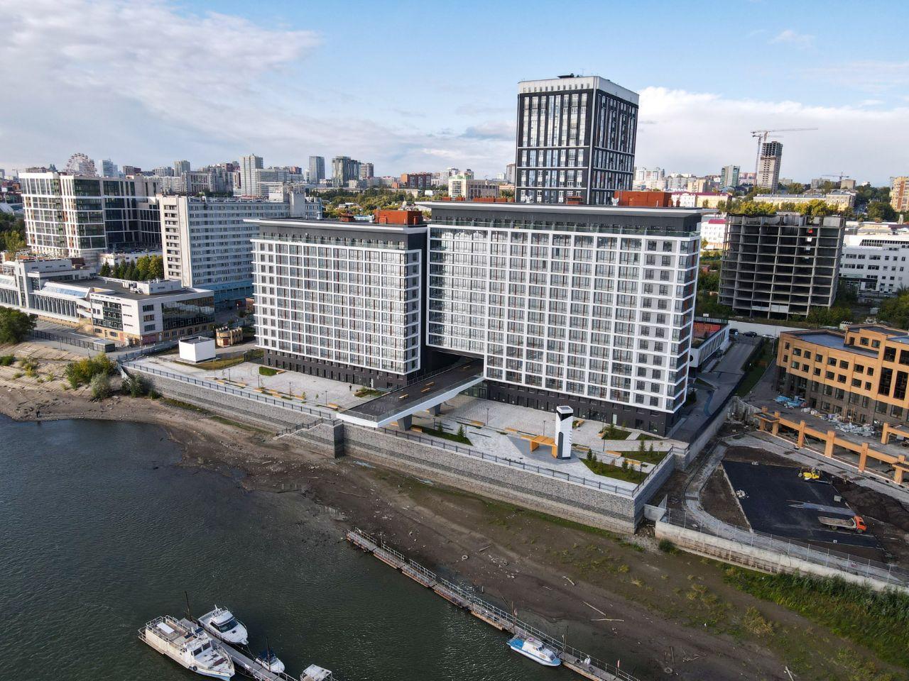жилой комплекс Apart-River