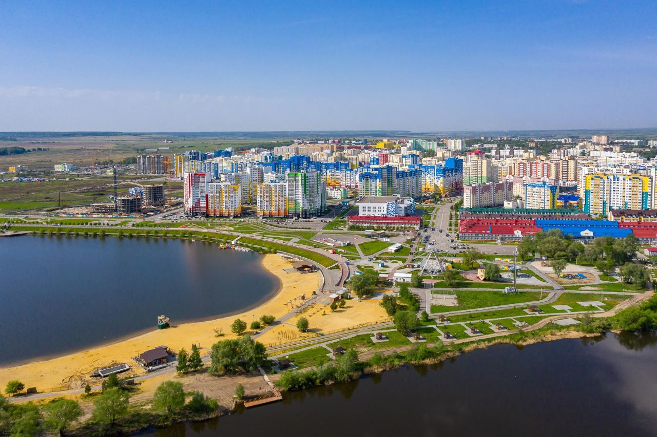жилой комплекс Город Спутник
