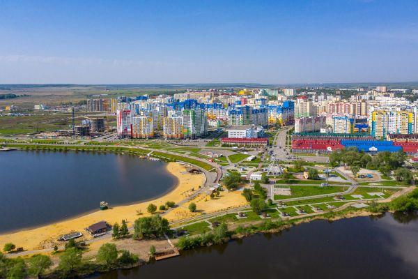 1-я Фотография ЖК «Город Спутник»