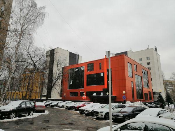 Бизнес-центр RGR Plaza (РГР Плаза)