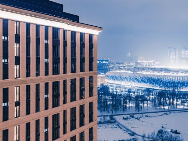 10-я Фотография ЖК «ВТБ Арена парк»