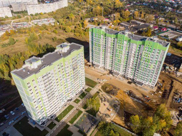 12-я Фотография ЖК «Московский парк»