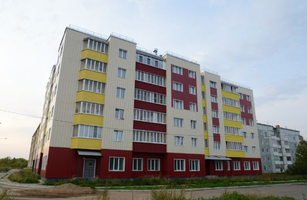 1-я Фотография ЖК «Дом на Советов»