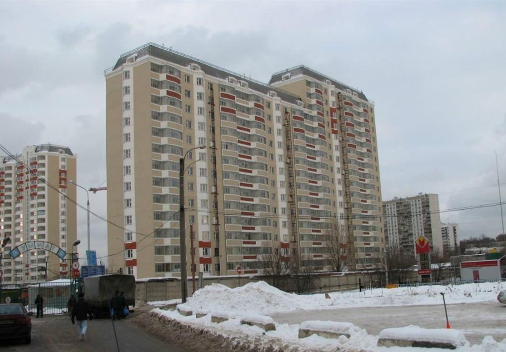 ЖК Юрлово