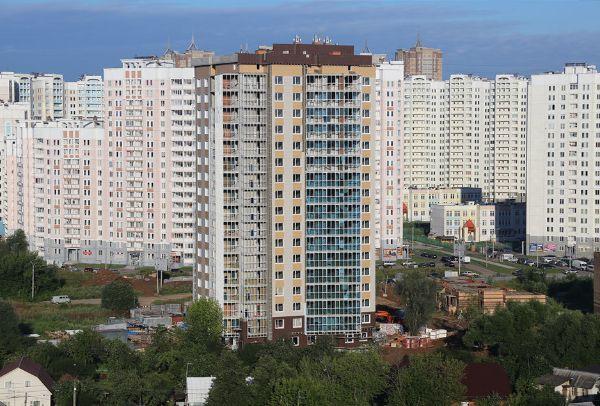1-я Фотография ЖК «Фетищево»