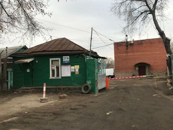 Офисное здание на ул. Нижние Поля, 27Ас1