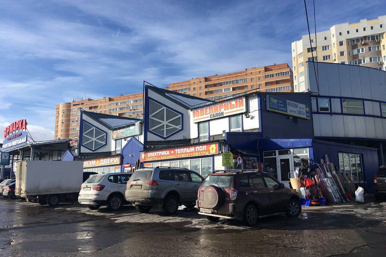 аренда помещений в ТЦ Ярмарка