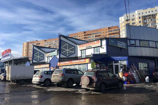 Торговый центр Ярмарка