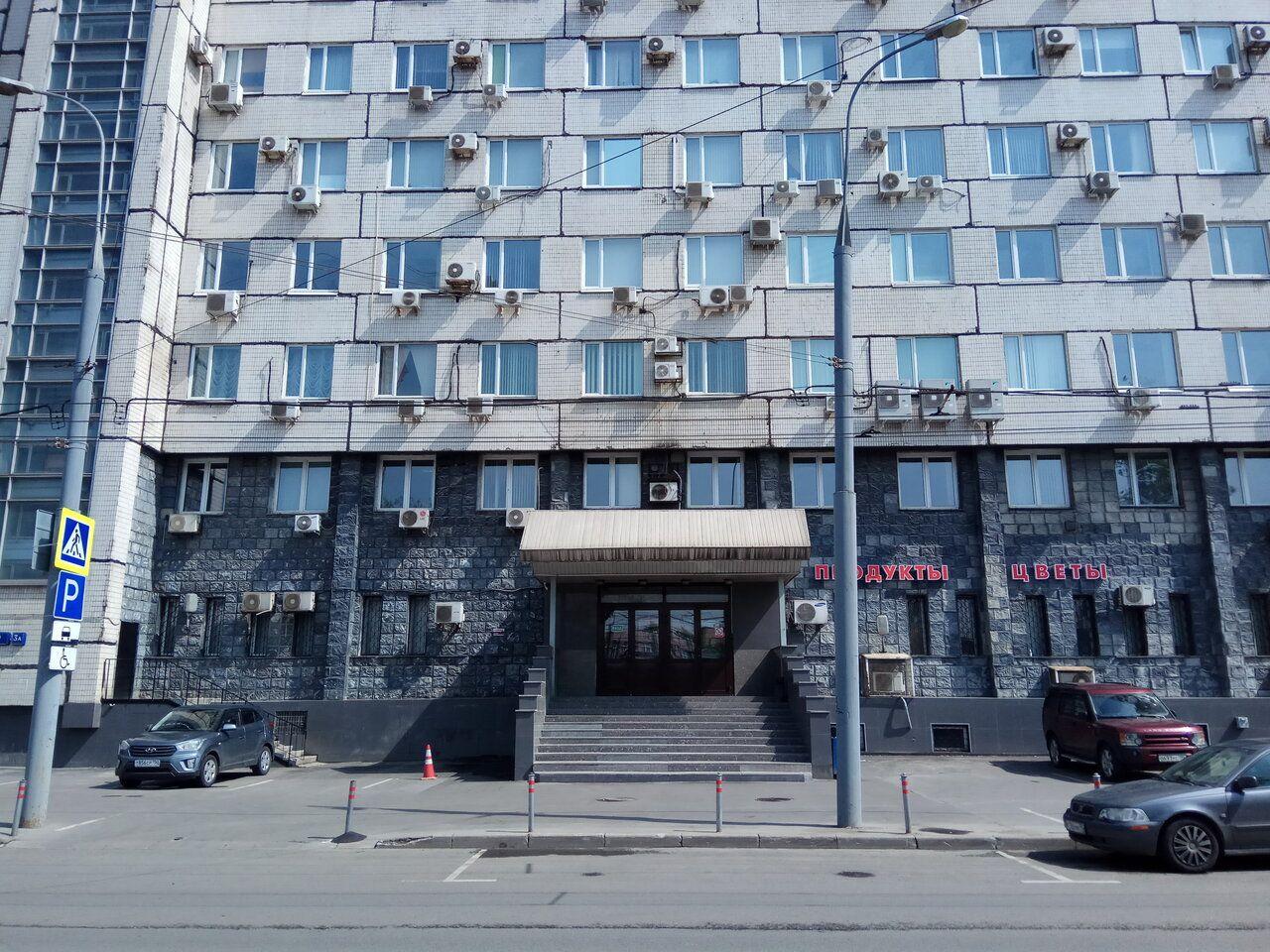 БЦ в проезде Ольминского, 3Ас3